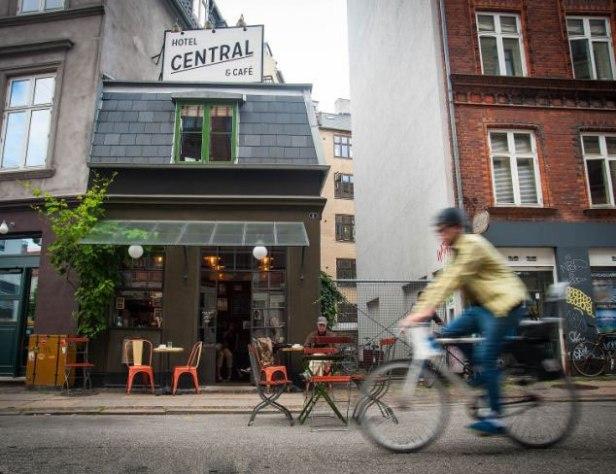 Hotel Central & Cafe, Copenhagen, Denmark