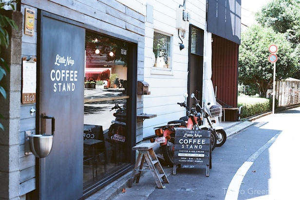 Little Nap Coffee Stand, Tokyo, Japan