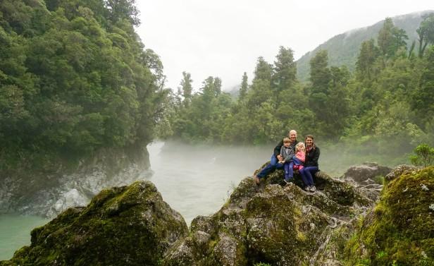 Hokitika Gorge New Zealand